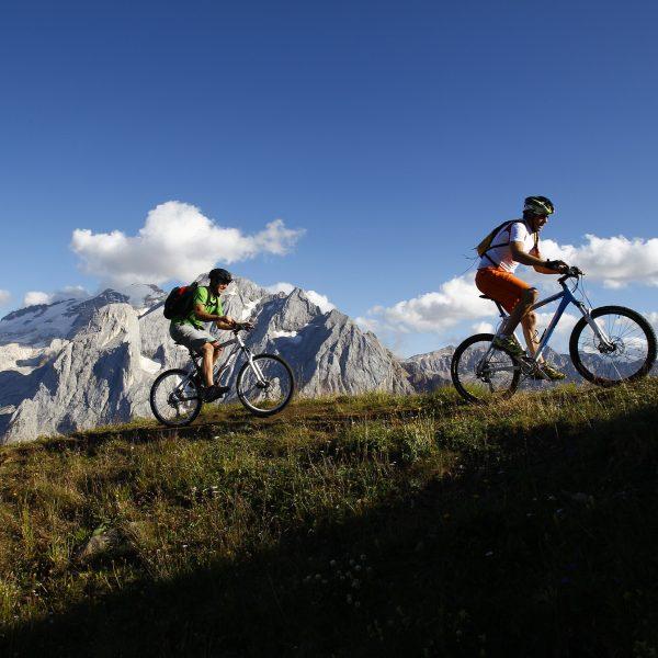 offerta bike canazei